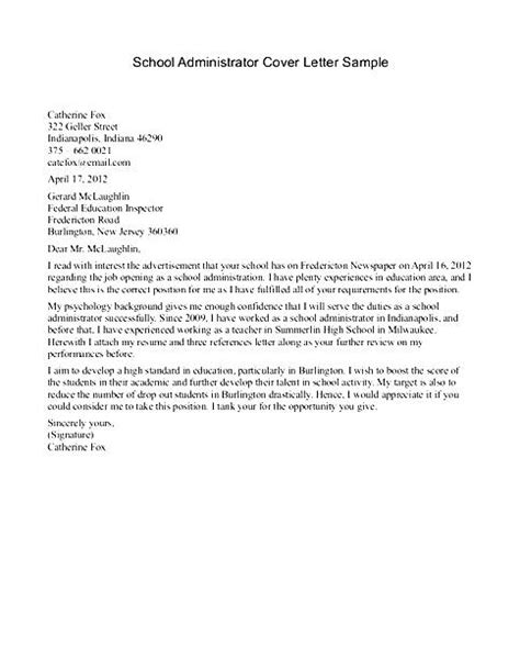 receptionist cover letter for resume school receptionist cover letter free sles exles