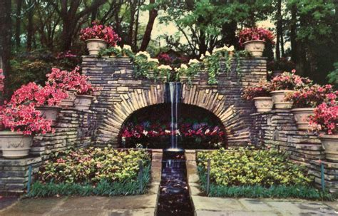 Bellingrath Gardens Mobile by Alabama Postcard Eddie Unique Postcards At