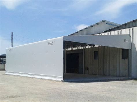 capannoni pvc coperture pvc monoside tettoie e coperture pvc
