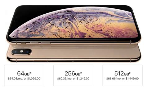 gb iphone xsmax bringing  huge profit  apple