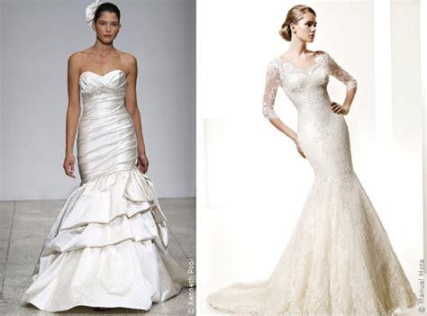 Brautkleid Modell Gesucht by Wahl Des Brautkleides Das Meerjungfraukleid Die