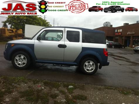 2006 Honda Element by 2006 Honda Element Concord Ontario Car For Sale 2339009