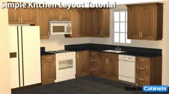 delightful Designs For L Shaped Kitchen Layouts #2: Old-Tutorials-Archive-Kitchen-Layout-simple-L-shaped-kitchen-l-shaped-kitchen-design-cabinet-.jpg