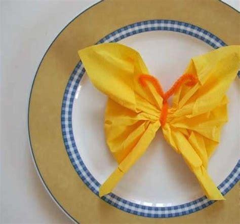 tovaglioli di carta piegati fiore decorare la tavola con i tovaglioli di carta foto 13 40