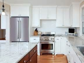 White Quartz Kitchen Countertops Our On The Best Kitchen Design Trends