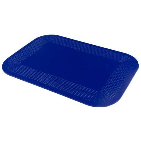 Dycem Non Slip Mats by Non Slip Mat Rectangular 25cm X 18cm Blue