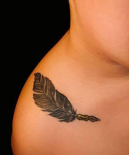 quill tattoo on finger best 25 quill tattoo ideas on pinterest feather pen