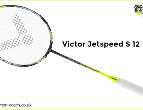 Raket Jetspeed S 12 Bird 2 Plastic Badminton Shuttle Review Paul Stewart