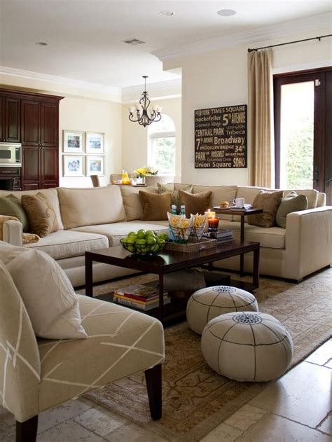 Neutral Living Room Ideas by Living Rooms In Neutral Colors