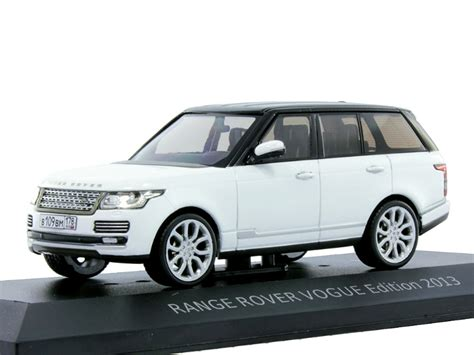 Ixo Land Rover Limited 799 1 43 range rover vogue edition 2013 large luxury road
