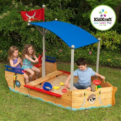 kidcraft backyard sandbox the most fun best sandboxes for kids
