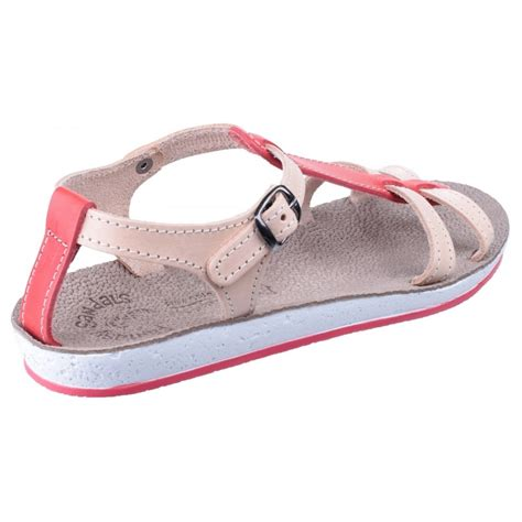 coral sandals lemnos s coral sandals free