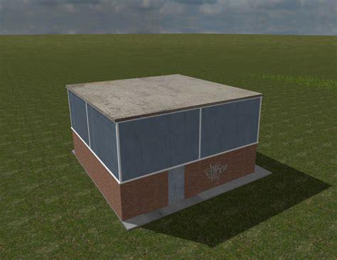 kleine garage ls 15 small garage v 1 0 geb 228 ude mod f 252 r landwirtschafts