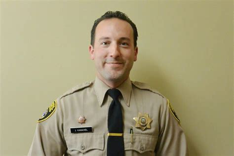 california city officer named finalist in correctional