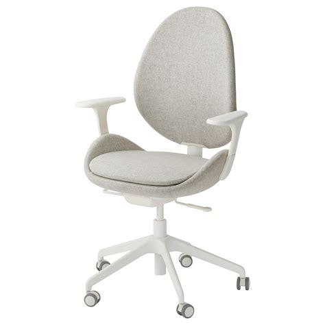 exercise office chair with armrests office chairs ikea ireland dublin