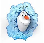 Disney Frozen Olaf 3D LED Light