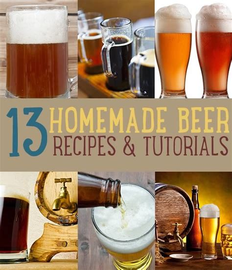 how to make at home best homebrew recipes diy ready