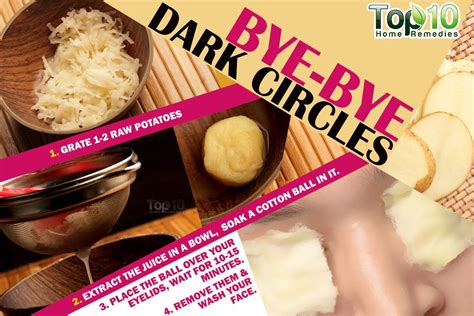 10 Ways To Prevent Getting Eye Circles by How To Get Rid Of Circles Fast Top 10 Home Remedies