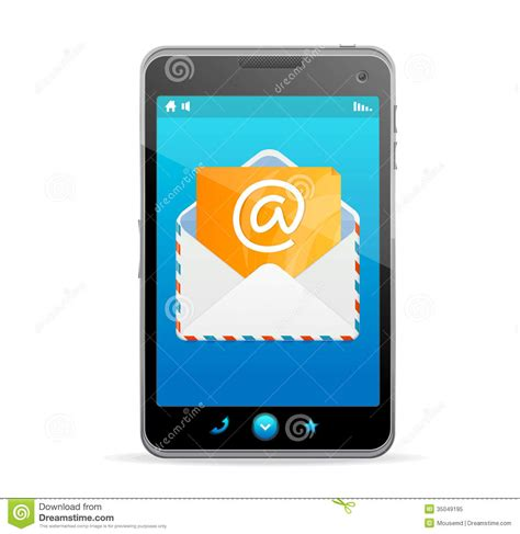 Inquiry Letter About Mobile Phone pin send mail icon sent email on