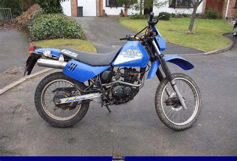 Dr 125 Suzuki Suzuki Suzuki Dr 125 S Moto Zombdrive