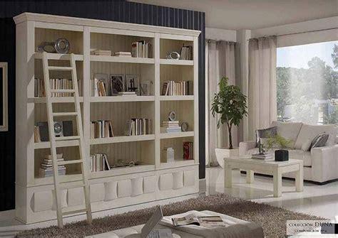 librerias salon decoraci 243 n vintage ideas para tu hogar mujer y estilo