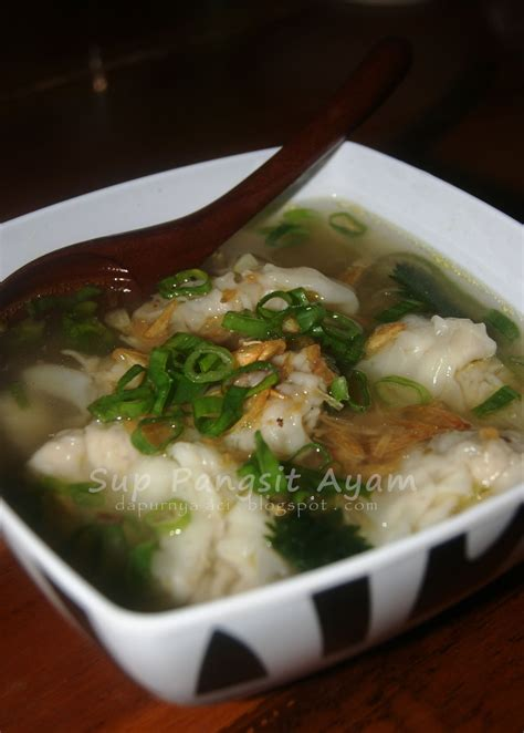 Minyak Wijen 600 Ml sup pangsit ayam dapurnya aci