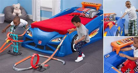 hot wheels bed this hot wheels bed is a must have for kids