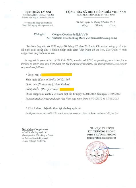 Visa Permission Letter Sle Approval Request Letter Format Cover Letter Templates