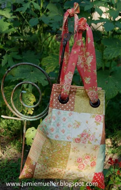 tote bag pattern with grommets back to school grommet bag free sewing tutorial bags