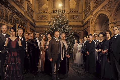 downton abbey christmas special pbs