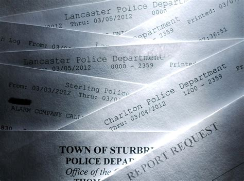 Telegram And Gazette Arrest Records Policing The Logs Records Violations Shown News Telegram