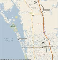 bonita springs estero attractions map find sights things