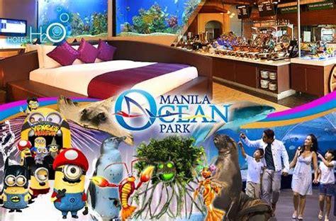 hotel ho manila ocean park   persons promo