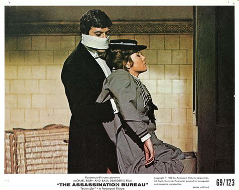the assassination bureau 1969 pictures of diana rigg and oliver reed from the 1969