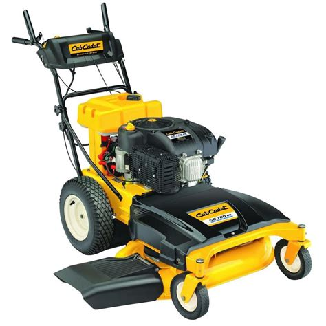cub cadet 33 in 420cc electric start wide cut gas self
