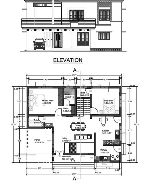 home design story tips 2300 square 4 bedroom two story home design and plan