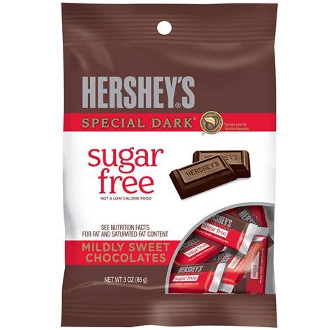 Chocolate Free Sugar Low 800gr sugar free hershey s special chocolates hersheys store