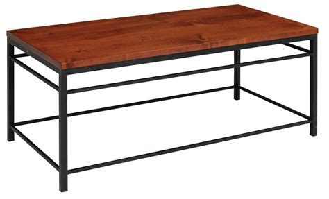 Cameron Coffee Table Cameron Occasional Tables Ohio Hardword Upholstered Furniture
