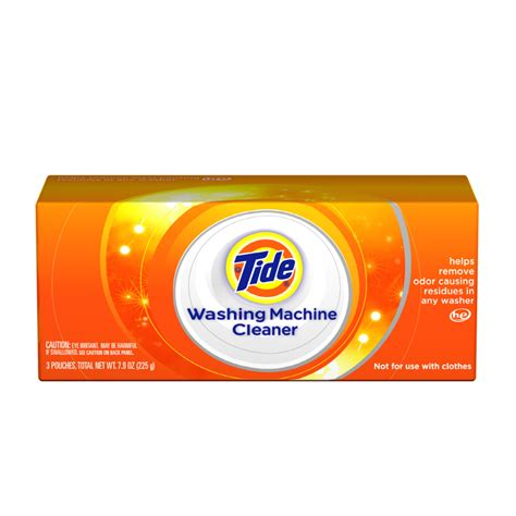 How To Decorate A Home With No Money by Shop Tide 3 Count Washing Machine Cleaner At Lowes Com