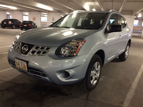 2015 Nissan Rogue Review by Rental Car Review 2015 Nissan Rogue Select The