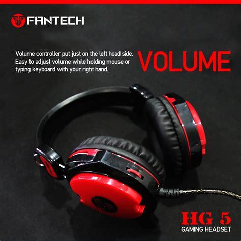 Fantech Shaco Hg 5 Gaming Headset 1 fantech mouse gaming g10 hitam fantech headset gaming hg5 shaco lazada indonesia