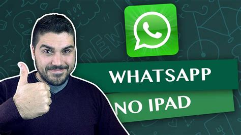 tutorial usar whatsapp tutorial como usar whatsapp no ipad quot sem jailbreak quot