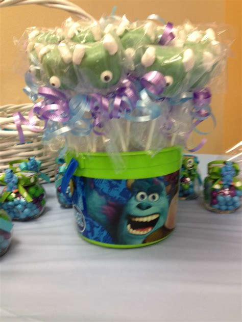 monsters inc decorations for baby shower monsters inc baby shower ideas photo 6 of 14