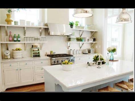 como decorar una cocina pequena  repisas youtube