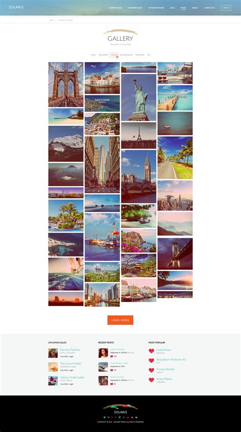 themeforest travel agency solaris travel agency wordpress theme by themerex