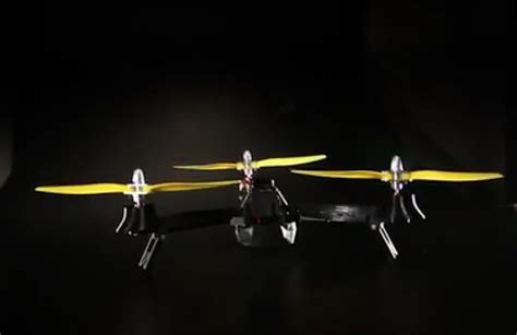 The Pocket Drone the pocket drone pour tous helicomicro