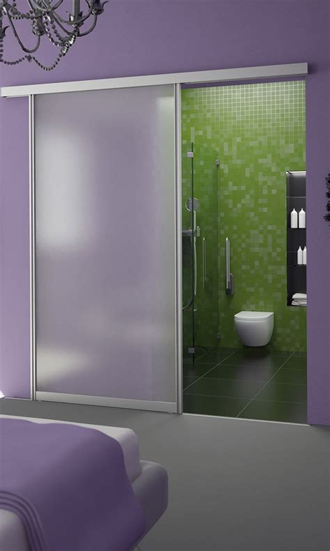 sliding bathroom door hardware 17 best images about modern contemporary sliding barn