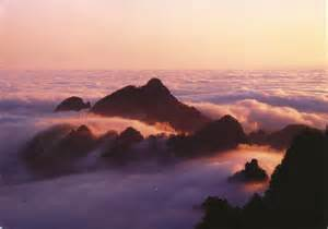 Mount huangshan remembering letters and postcards