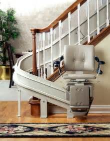 Curved Stair Lift by Gallery For Gt Curved Stair Chair Lift