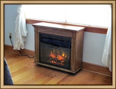 Rolling Fireplace by Rolling Electric Fireplace Gallery